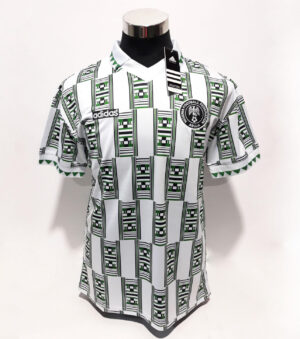Nigeria 1994 World Cup Home Jersey - mysportskit