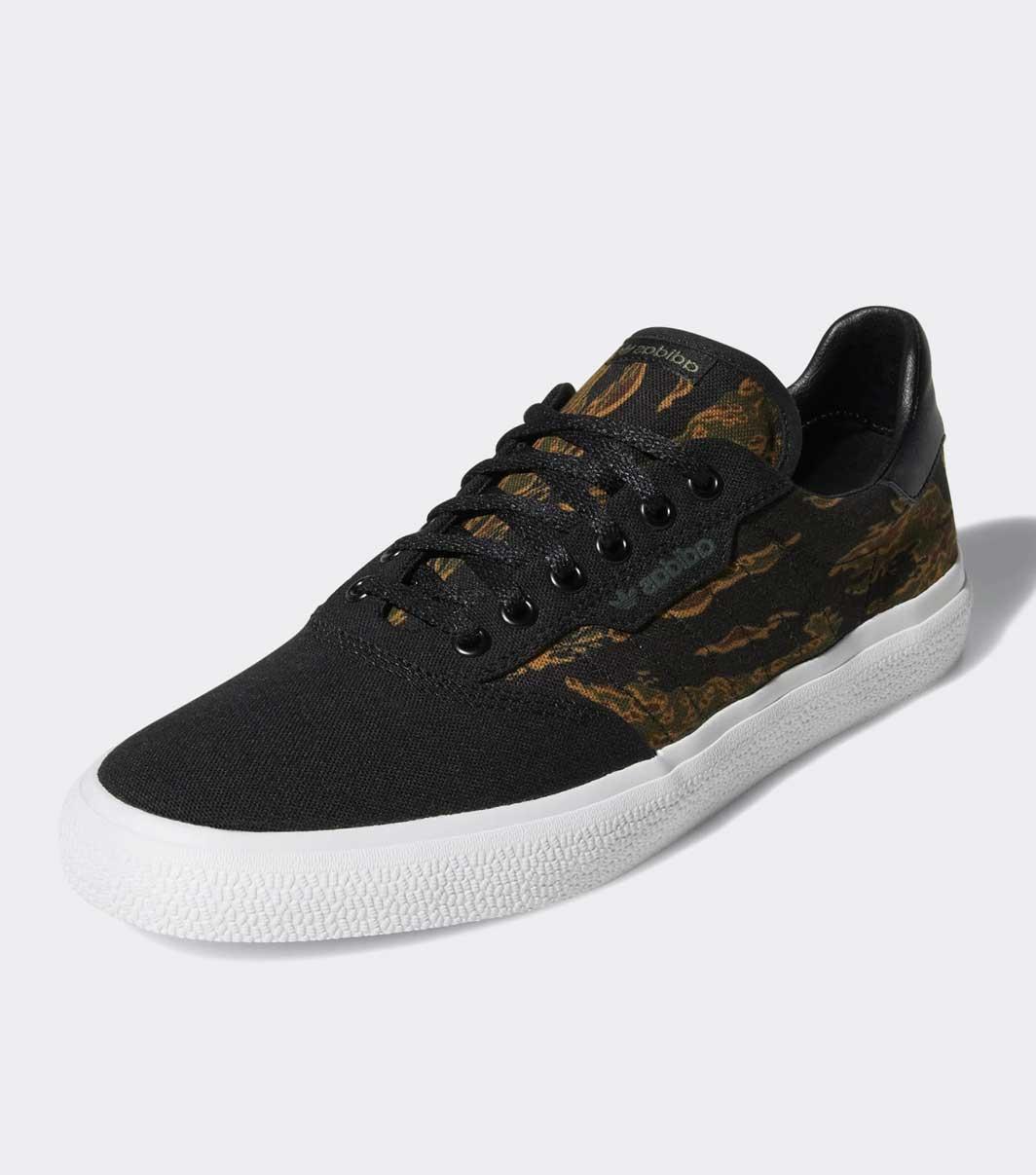 Adidas 3MC VULC Shoes Black