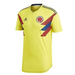 Colombia Home Authentic Jersey World Cup 2018