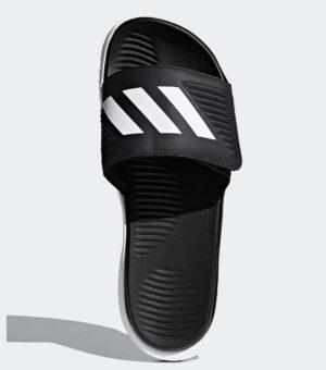 Adidas Alphabounce Black Slide