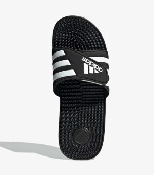 Adidas Adissage Black Slide
