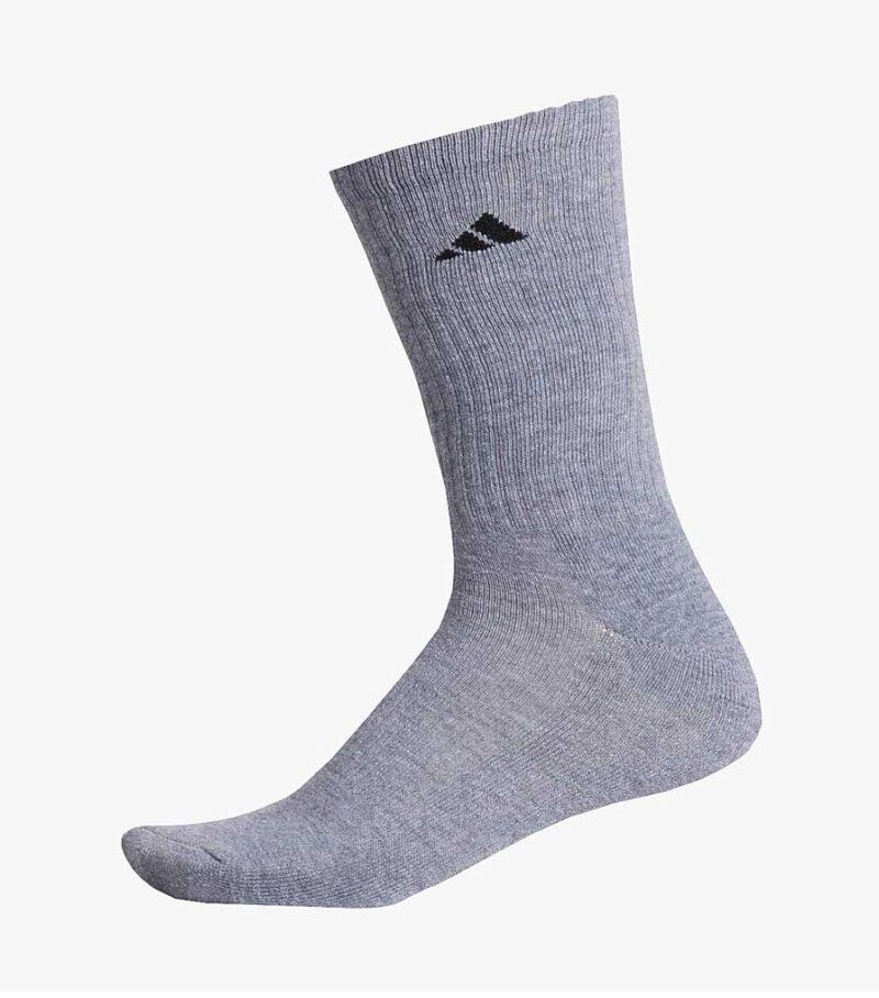 Adidas Athletic Crew Socks Grey