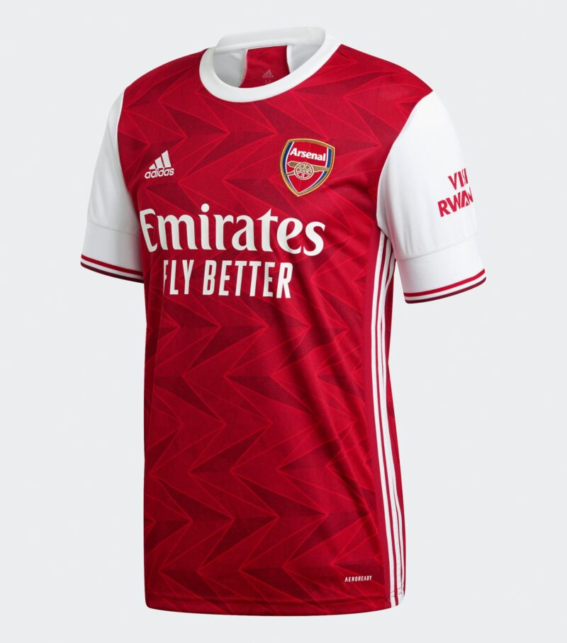 Arsenal FC 2020/21 Home Jersey