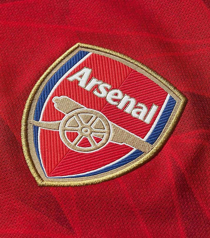 Arsenal FC 2020/21 Home Jersey badge