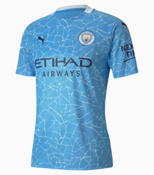 Manchester City FC 2020/21 Home Jersey