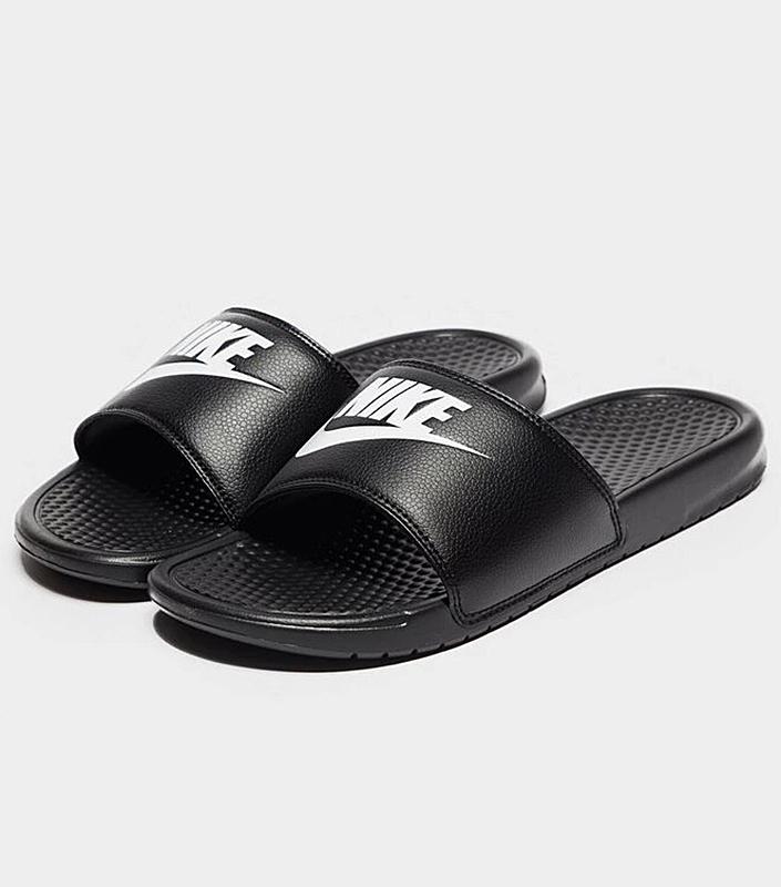 Nike Benassi JDI Black Slide