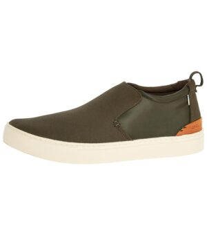 TOMS Olive Paxton Trainers