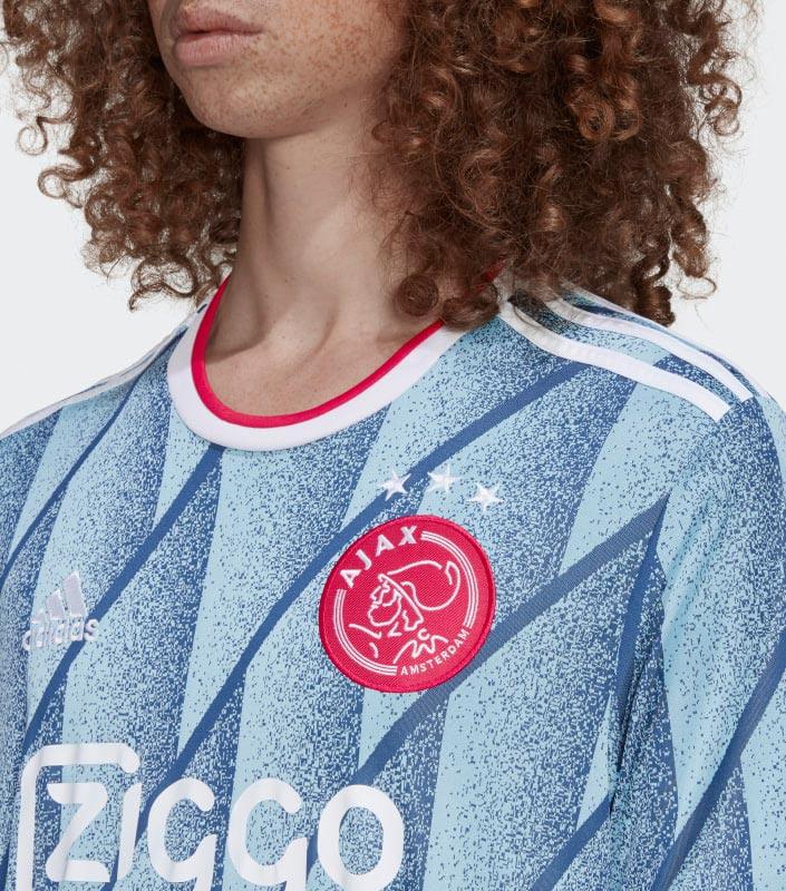 Ajax Amsterdam 2020/21 Away Jersey