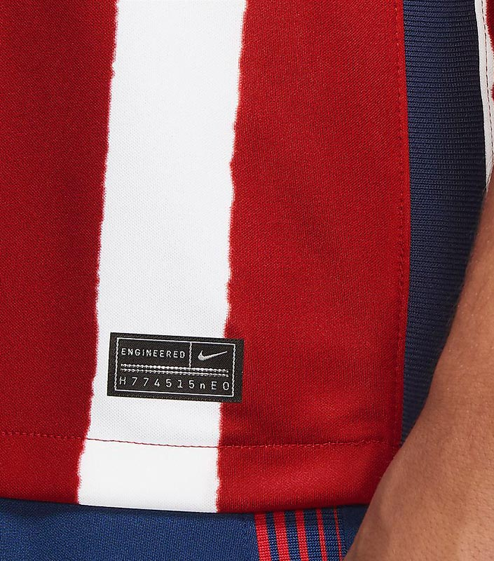 Atlético de Madrid 2020/21 Home jersey