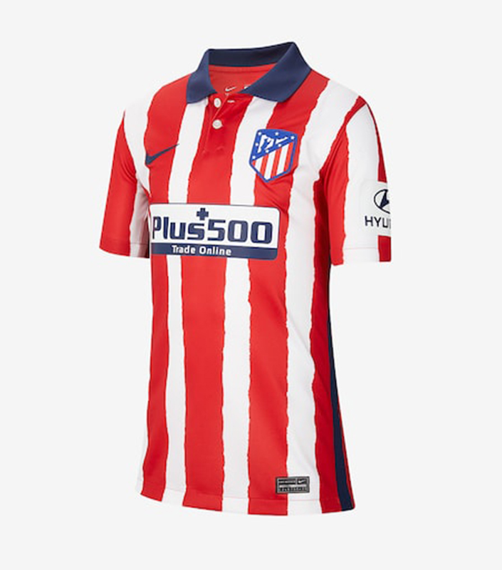 Atletico Madrid 2020 21 Home Jersey Mysportskit Ng