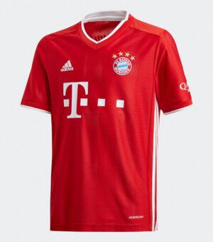 Bayern Munich 2020/21 Home Jersey