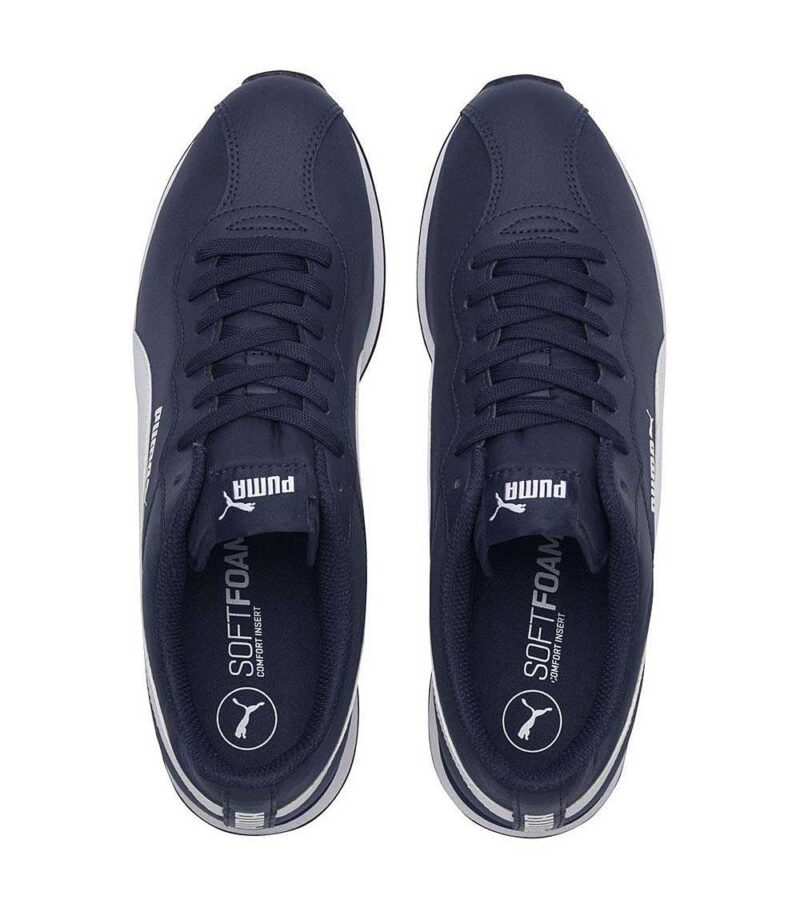 Puma Turin II NL Navy Sneakers top