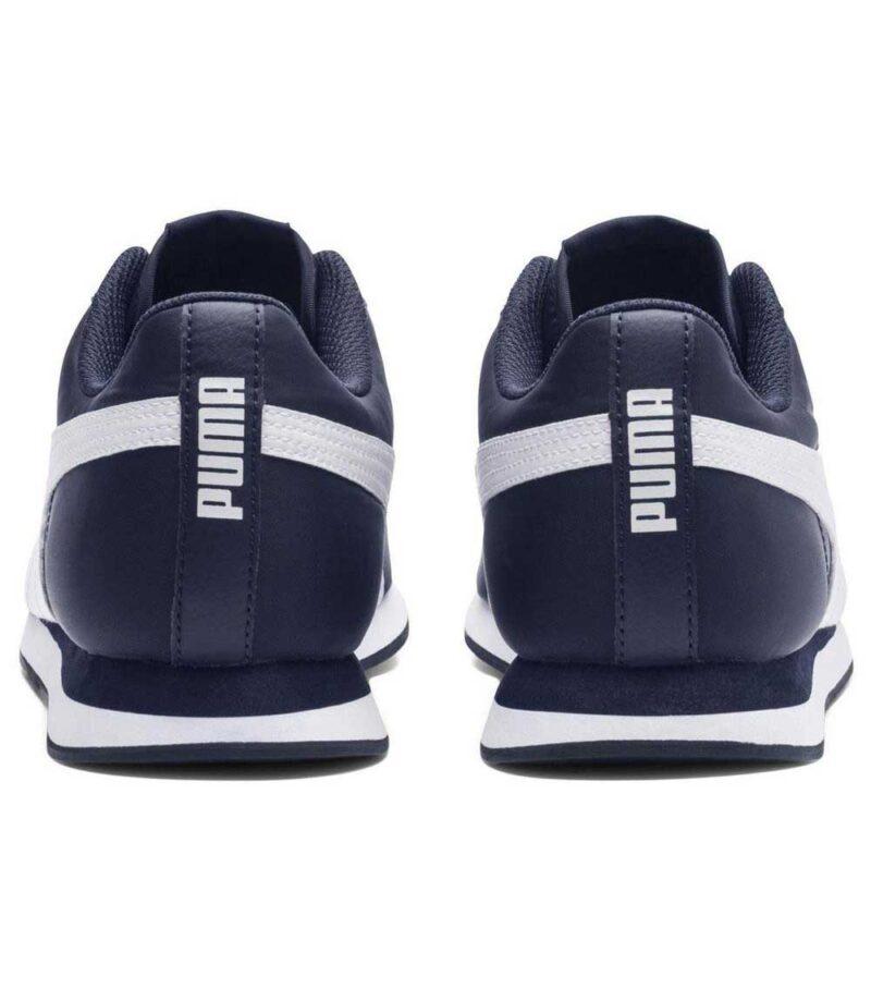 Puma Turin II NL Navy Sneakers back