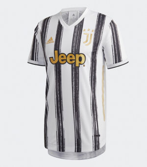 Juventus FC 2020/21 Authentic Home jersey