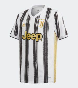 Juventus FC 2020/21 Home jersey
