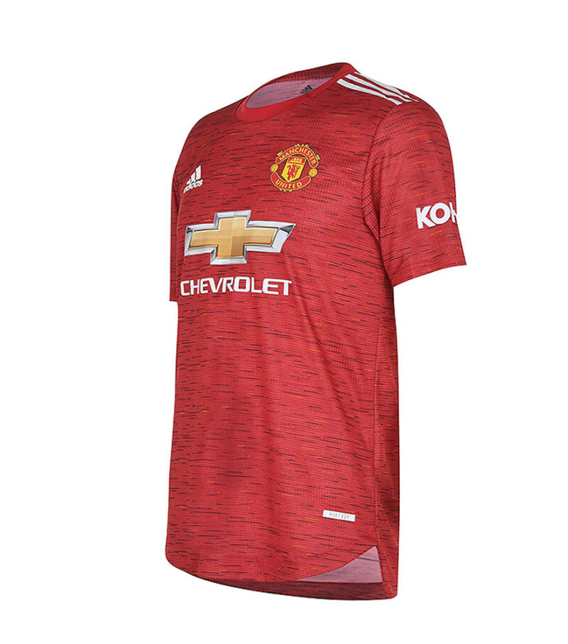 Manchester United FC 2020/21 Authentic Home Jersey side