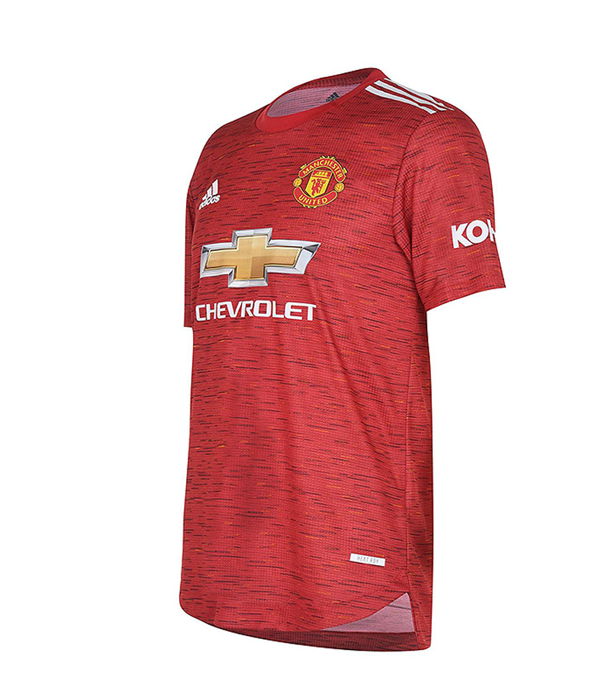 Manchester United FC 2020/21 Authentic Home Jersey   Mysportskit NG