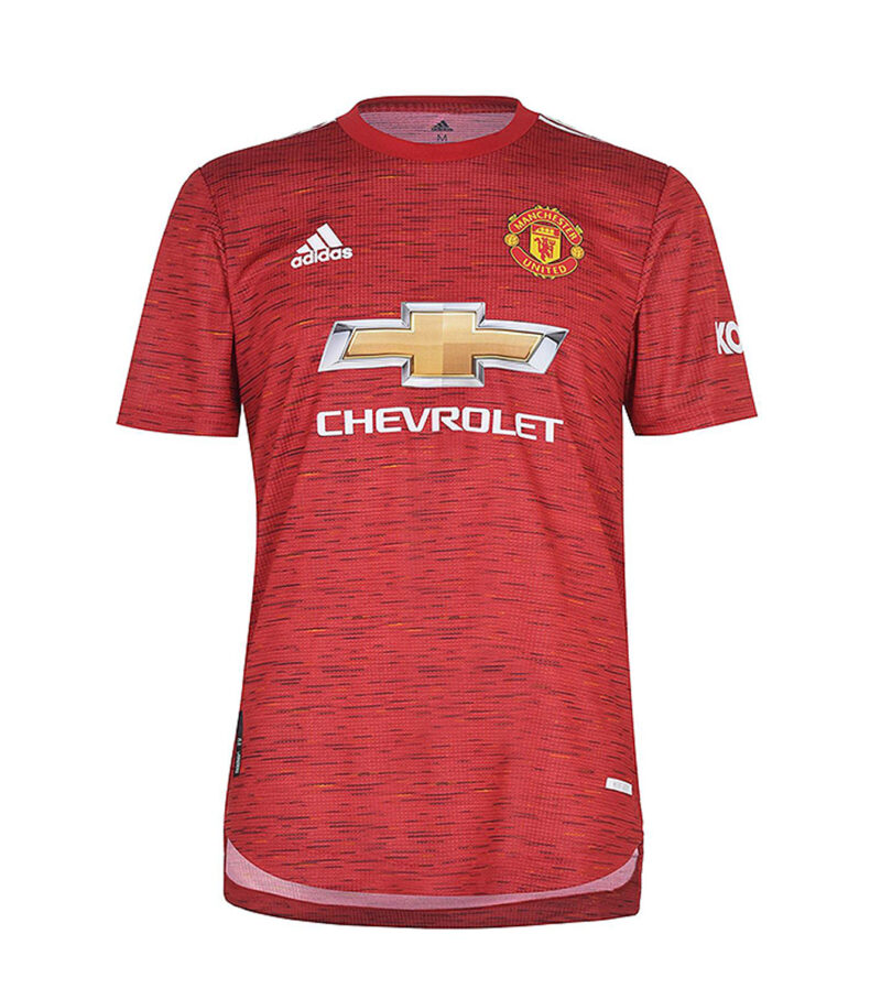 Manchester United FC 2020/21 Authentic Home Jersey