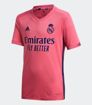 Real Madrid 2020/21 Away Jersey