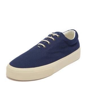 Sebago John Canvas Lace-Up Sneaker