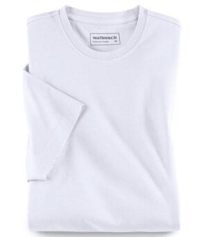 Walbusch Round neck T-shirt (White)