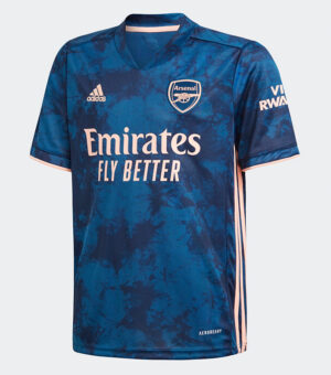 Arsenal FC 2020/21 Third Jersey
