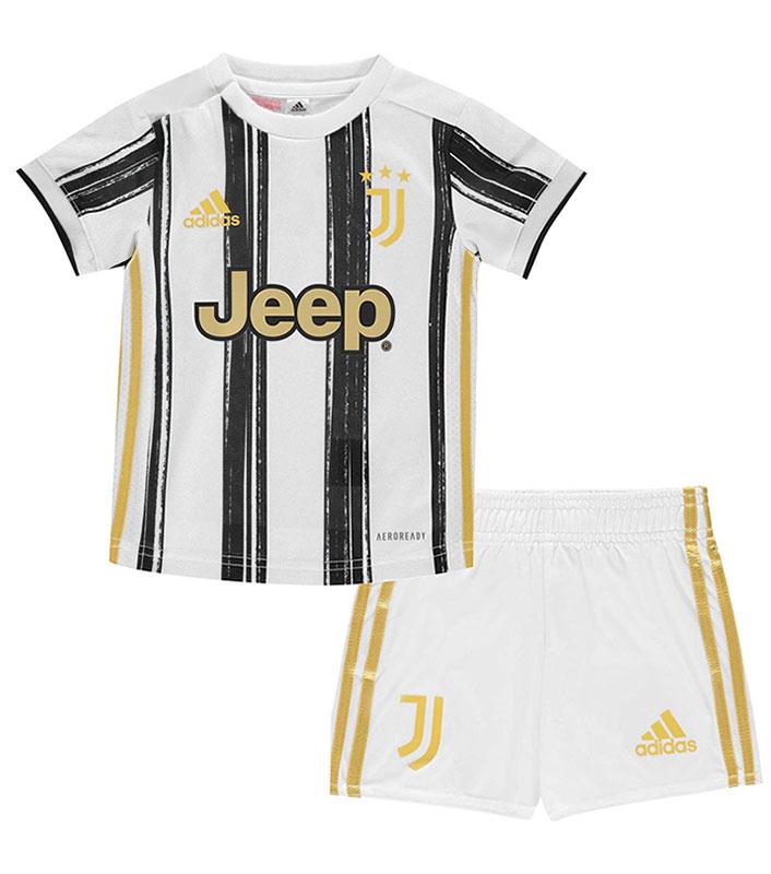 Juventus Home kids Jersey 20/21