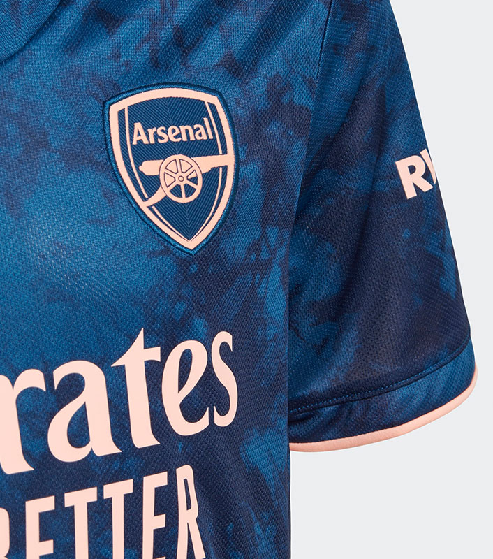 Arsenal FC 2020/21 Third Jersey