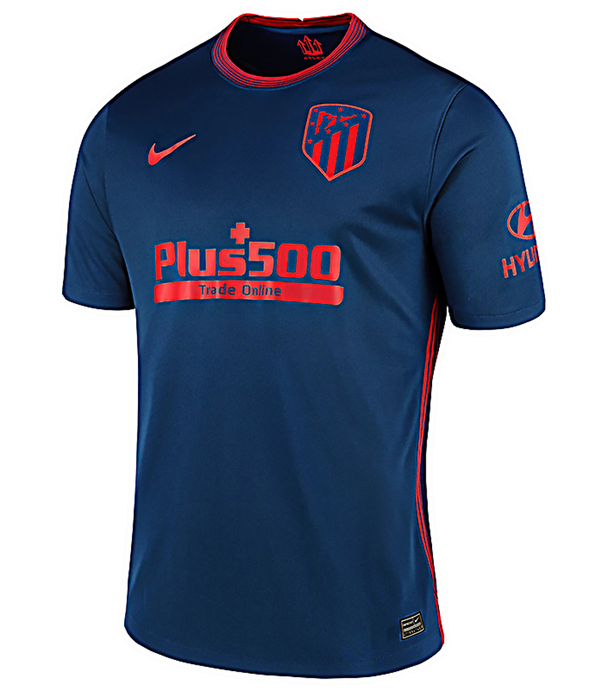 Atletico Madrid 2020 21 Away Jersey Mysportskit Ng