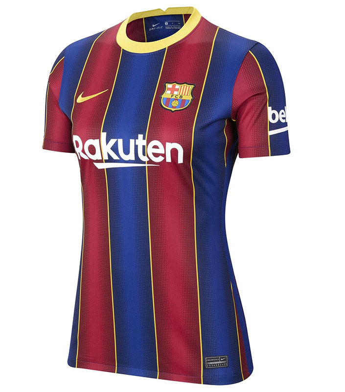 Barcelona Home Jersey 20/21 Ladies