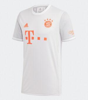 Bayern Munich 2020/21 Away Jersey