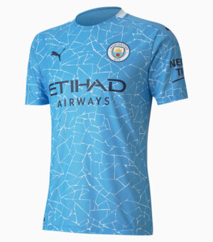 Manchester City FC 2020/21 Authentic Third Jersey