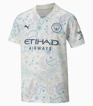 Manchester City FC 2020/21 Third Jersey