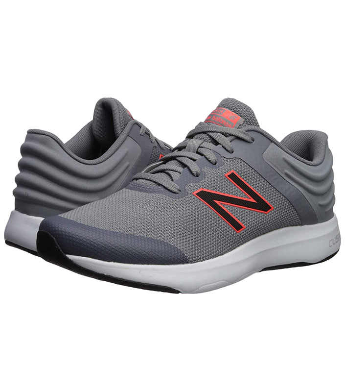 New Balance Mens Ralaxa Fabric Shoe
