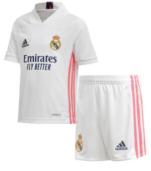 Real Madrid Home kids Jersey 20/21