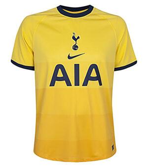 Tottenham Hotspur Third Jersey 2020/21