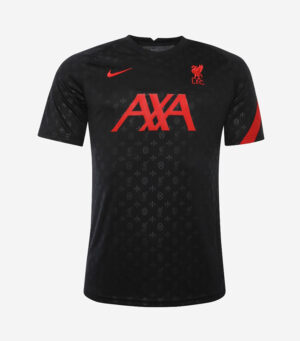 Liverpool FC Black Pre Match Jersey