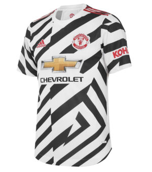 Manchester United FC 2020/21 third Authentic Jersey