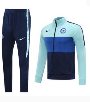 Chelsea blue 2020-21 Tracksuit jacket