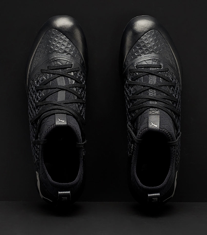 Puma Future 2.3 Netfit FG Football Boots - Black