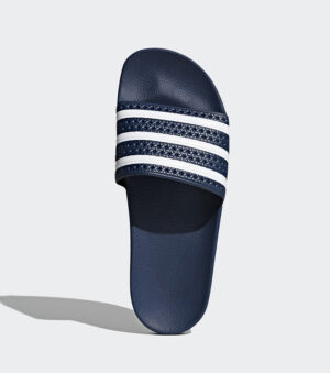 Adidas Originals Adilette Slide Blue front