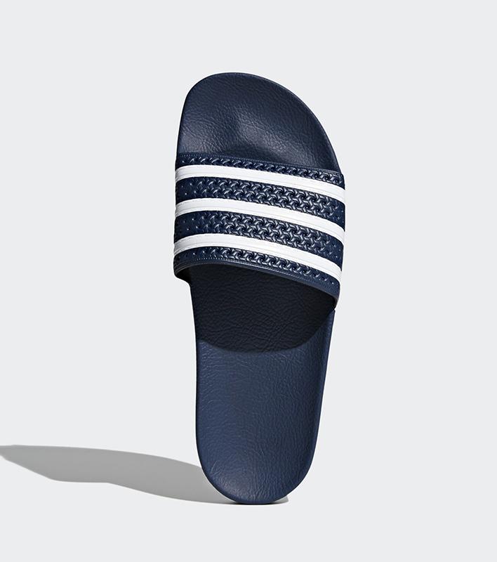 Adidas Originals Adilette Slide Blue front