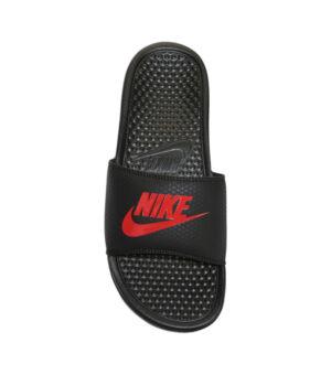 Nike-Benassi-JDI--Red,Mens-MIDDIE-SIDE