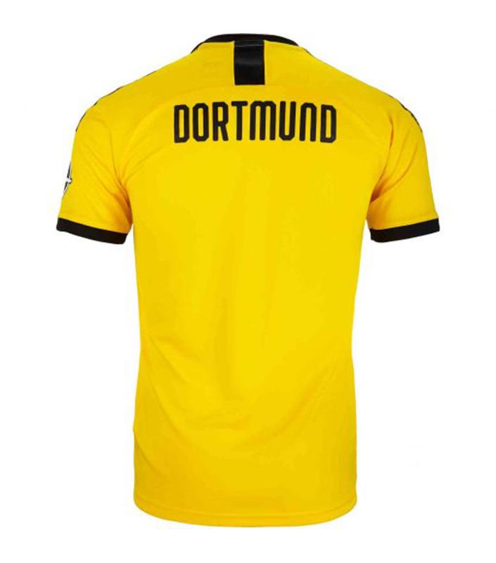 Borussia-Dortmund-Home-Jersey---BACK-2