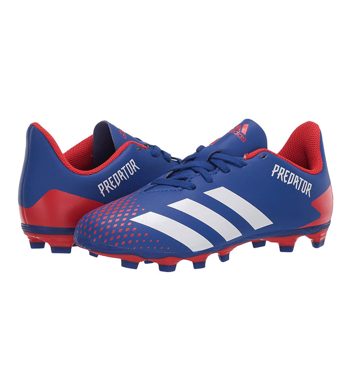 Adidas Kids Predator 20.4 FxG Football Boot