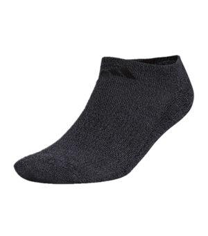 Adidas Athletic No-Show Socks