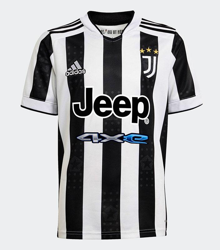 Juventus FC 2021/22 Home jersey