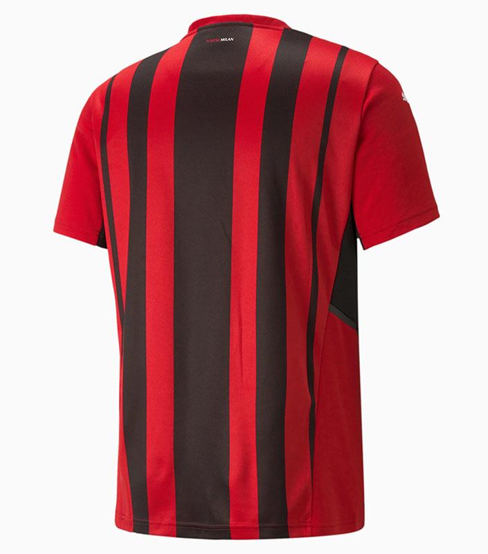 AC Milan FC 2021/22 Home Jersey
