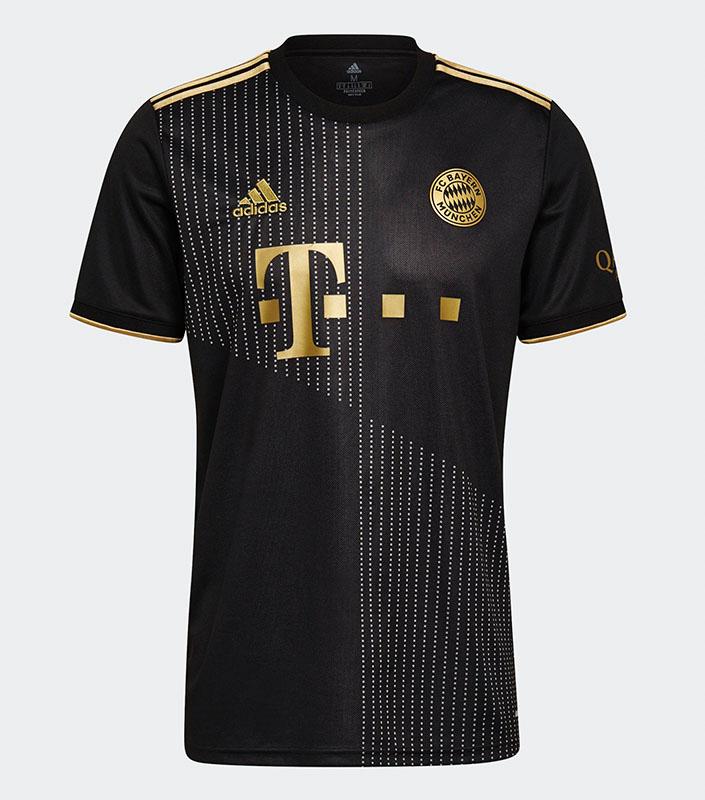 Bayern Munich 2021/22 Away Jersey