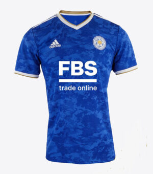 Leicester City 2020/21 Home Jersey